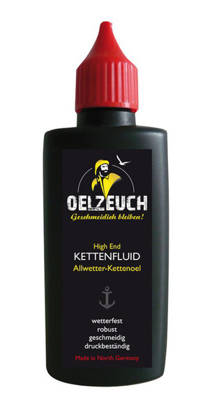 Atlantic Oelzeuch kettingolie Smeermiddel 50 ml zwart
